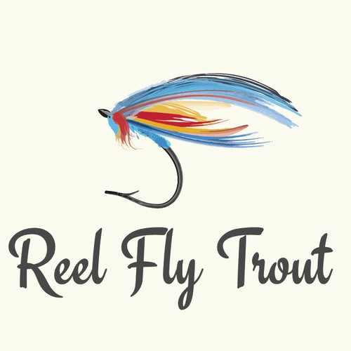 Design an awesome logo for an outdoor group creating a stylish line of fly fishing merchandise