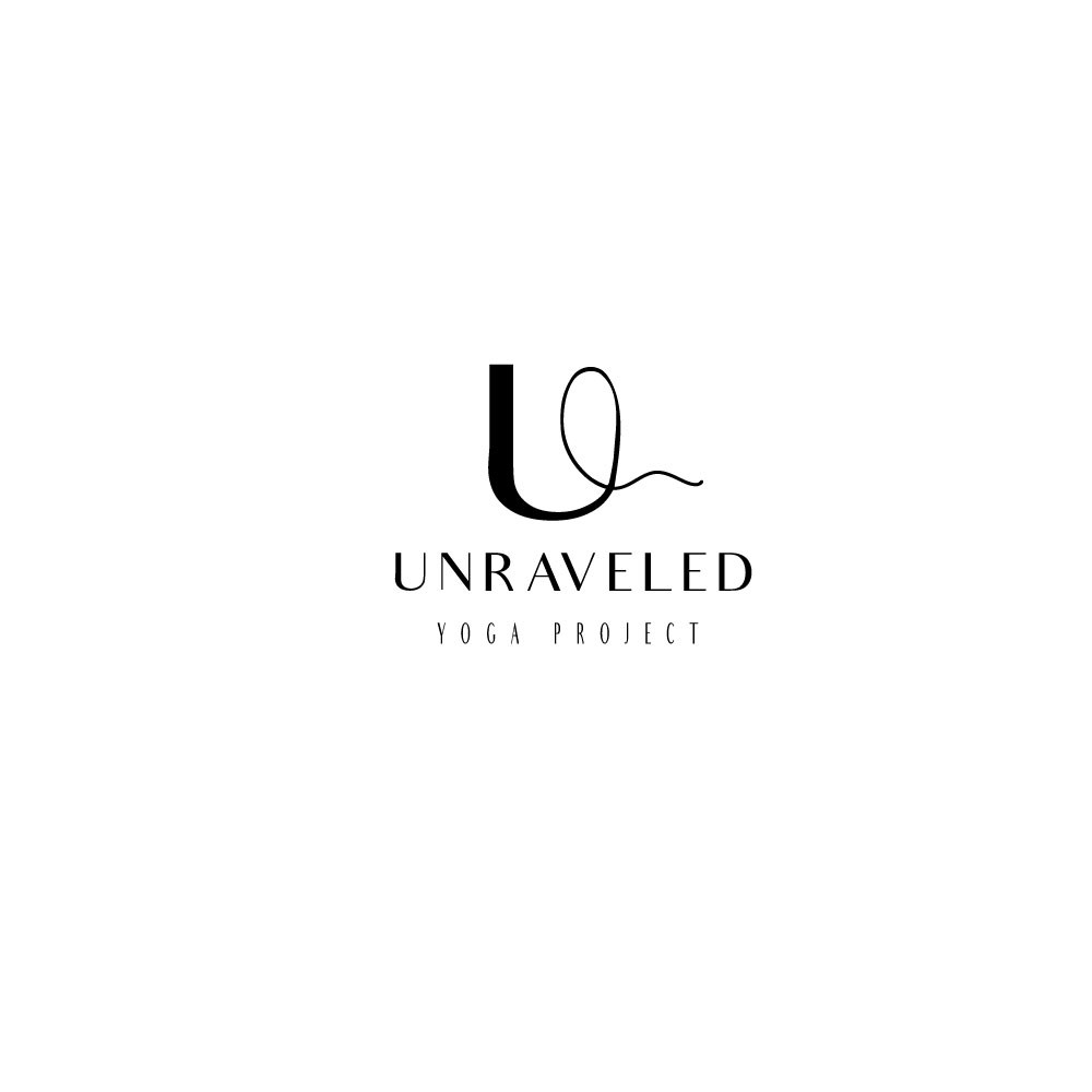 Unraveled Yoga Project needs a chic urban logo that makes you want to stop, drop & yoga!