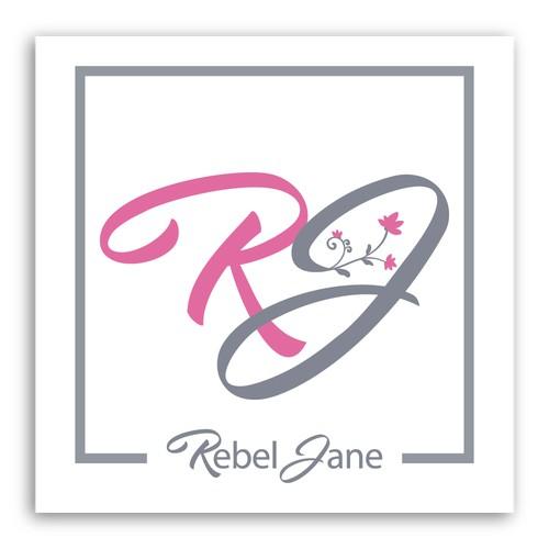 Conception Logo pour Rebel Jane