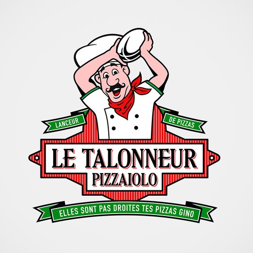 Pizzaiolo Rugby T-Shirt