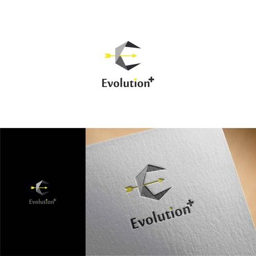 Evolution+ Logo Concept