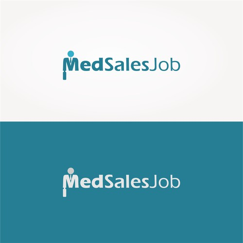 Logo for Med Sales Job