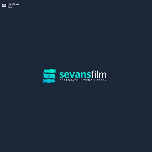 Logo design for Sevans Film
