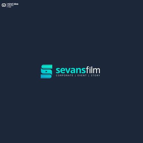 Logo design for Sevans Film