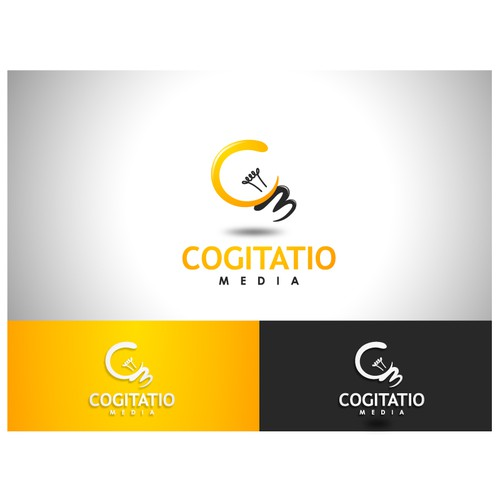 Cogitatio Media needs a new logo