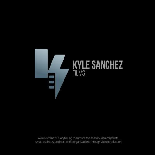 Logo for a film production company.