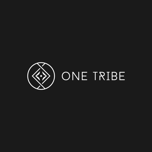 Abstract Logo Concept for ONE TRIBE