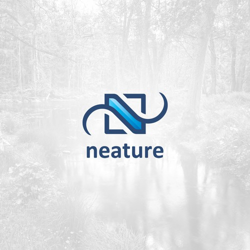 Feminine logo design project for Neature