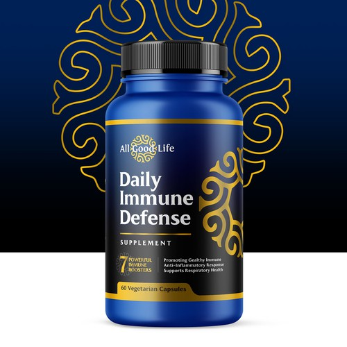 Immune Defense Supplement