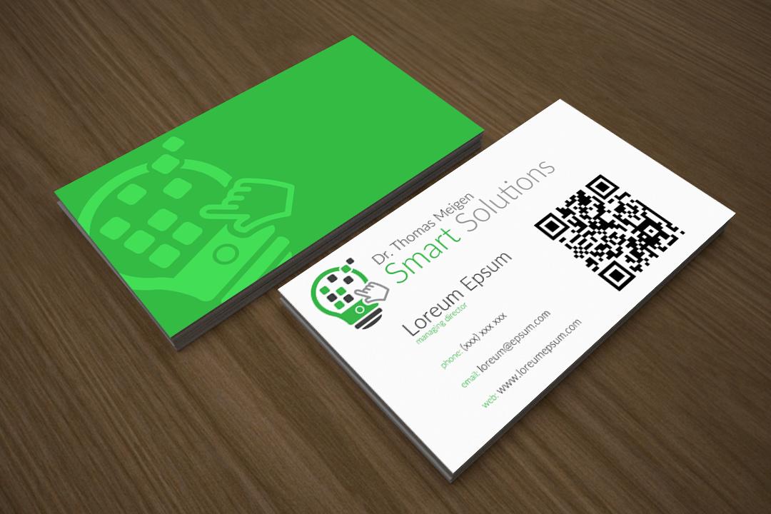 Corporate design for app & ebook business