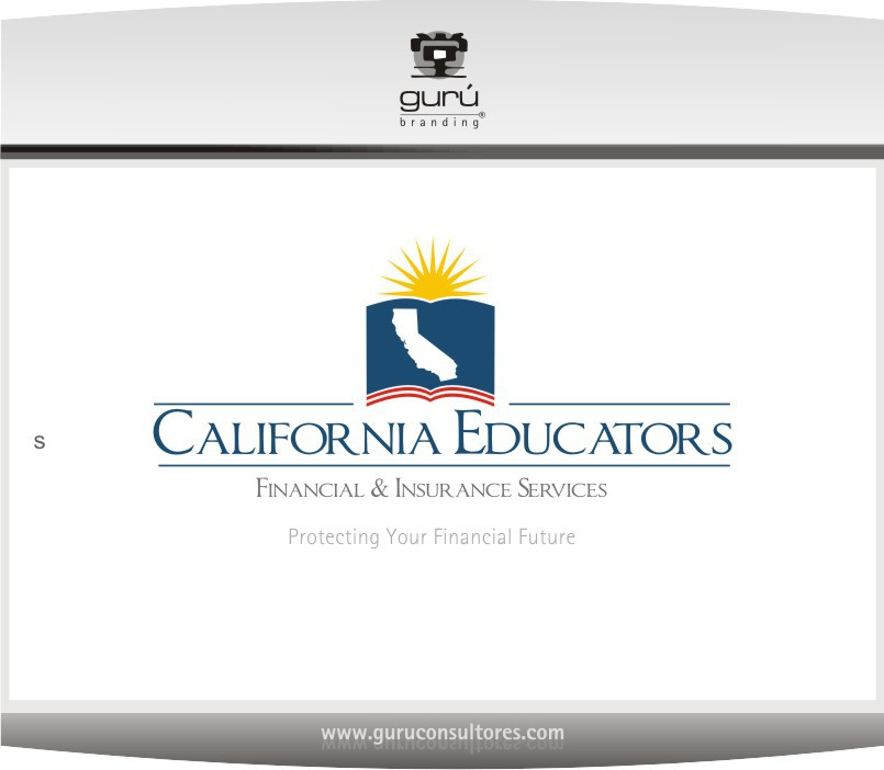 Logo design for financial advisor-California Educators Financial & Insurance Services