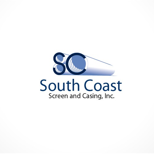 New logo wanted for South Coast Screen and Casing, Inc.