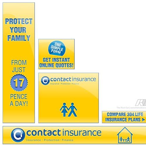Life Insurance - Banner Design Contest
