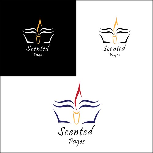 Scented Pages logo