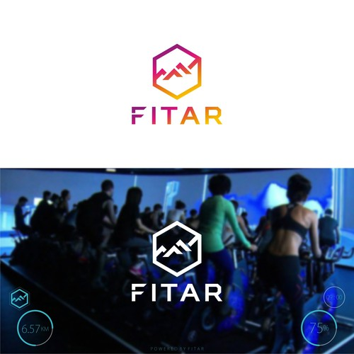 logo for fitar augmented reality
