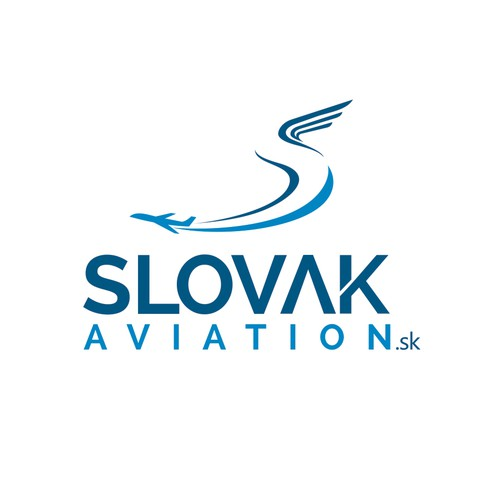 Slovak Aviation logo