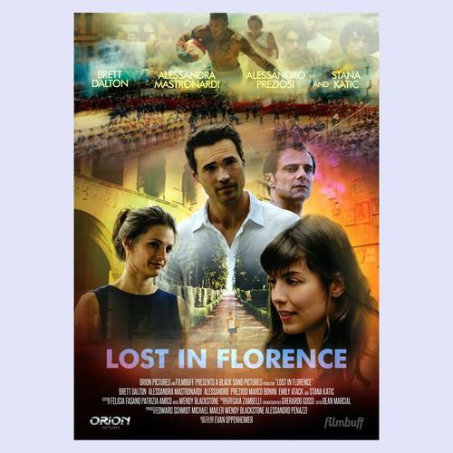 Modern Movie Poster