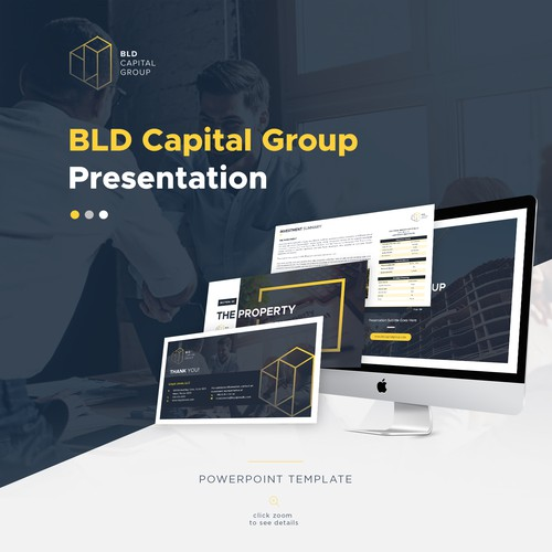 BLD Capital Group Presentation