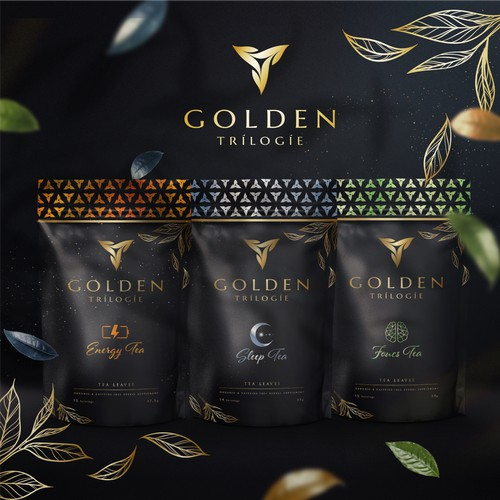 Golden Trilogie - Tea Leaves