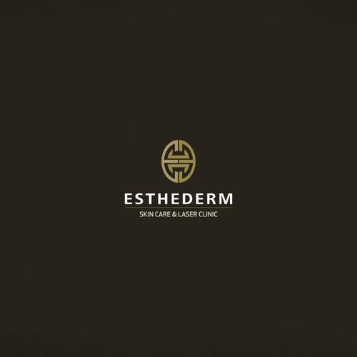 Logo Design ESTHEDERM