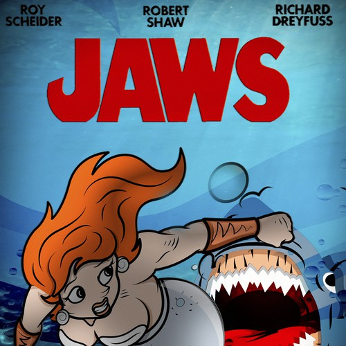 Jaws poster concept