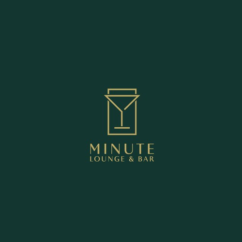 Logo design for cocktail  bar and lounge