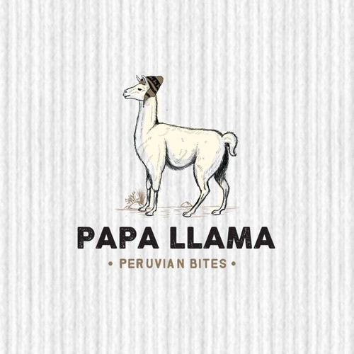 Logo design concept for a Peruvian restaurant