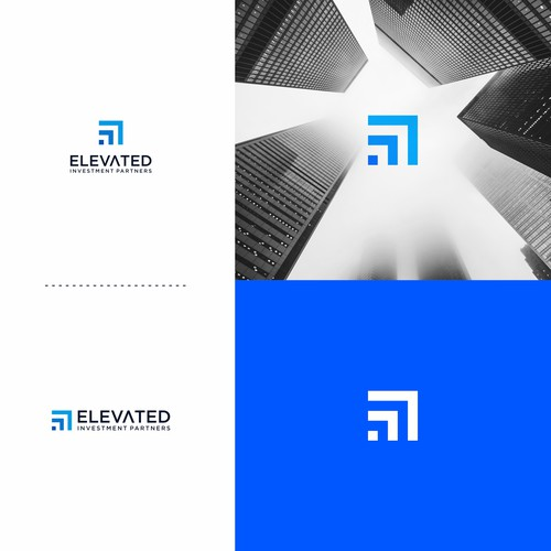 ELEVATED  LOGO CONCEPT