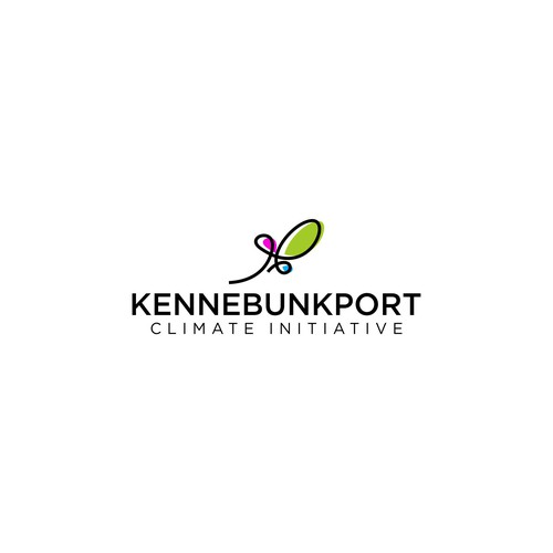 kennebunkport climate initiative logo concept