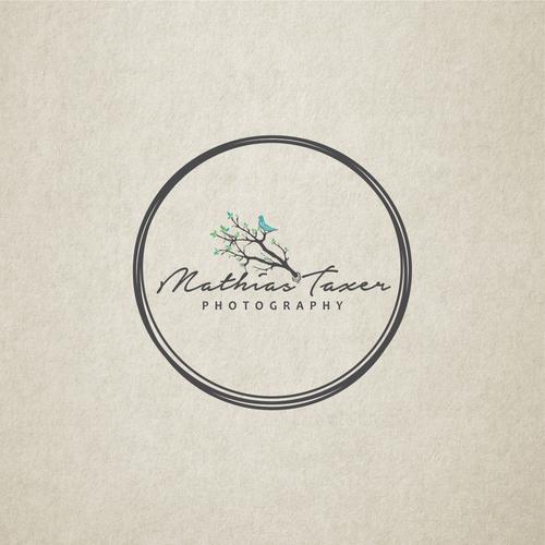 Logo concept for Mathias Taxer