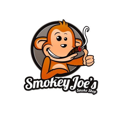 Smoking Monkey