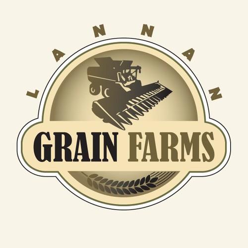 Help Lannan Grain Farms with a new logo