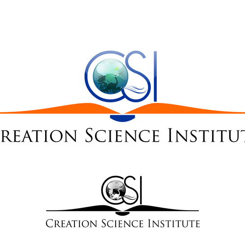 logo for Creation Science Institute and/or CSI