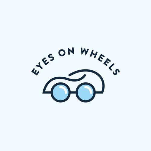 Mobile Optical Business Logo