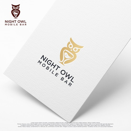 Logo for NIGHT OWL