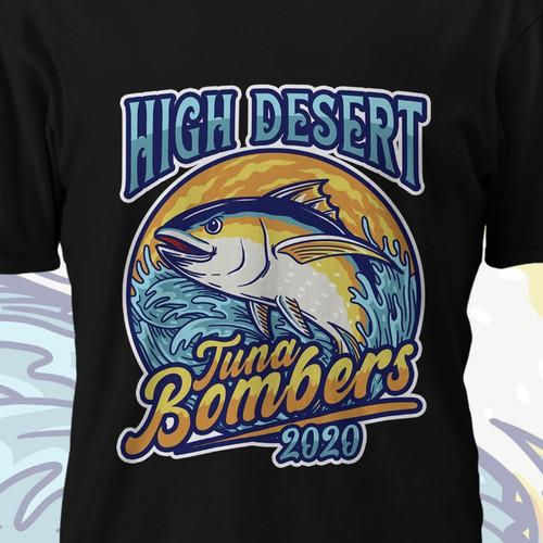 High desert Tuna Bombers 2020