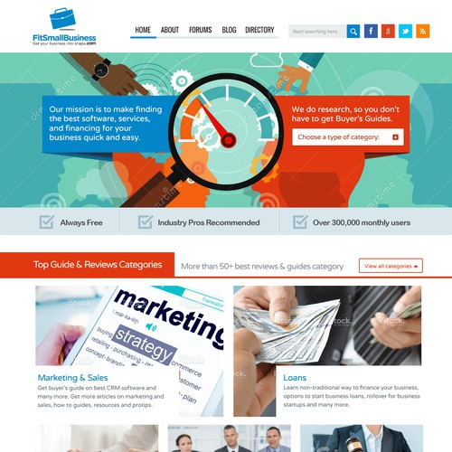Business Marketing WP Theme