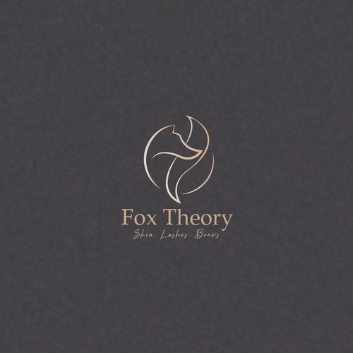 Conceito para logotipo da area da indústria de cosméticos e beleza