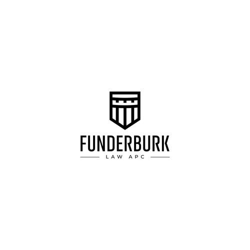 Funderburk Logo