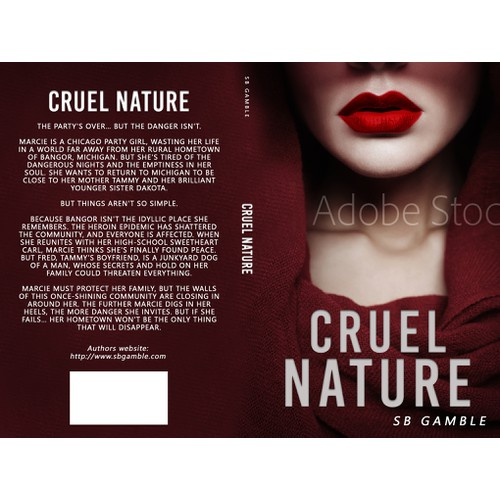 Cruel Nature by SB Gamble