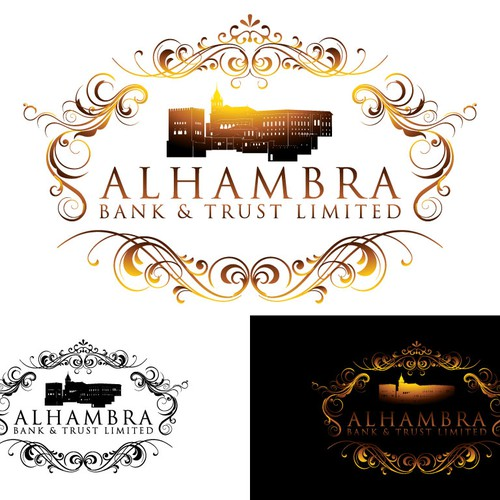Need designers to create meaningful graphic symbol for logo (ALHAMBRA- Fortress/palace concept)