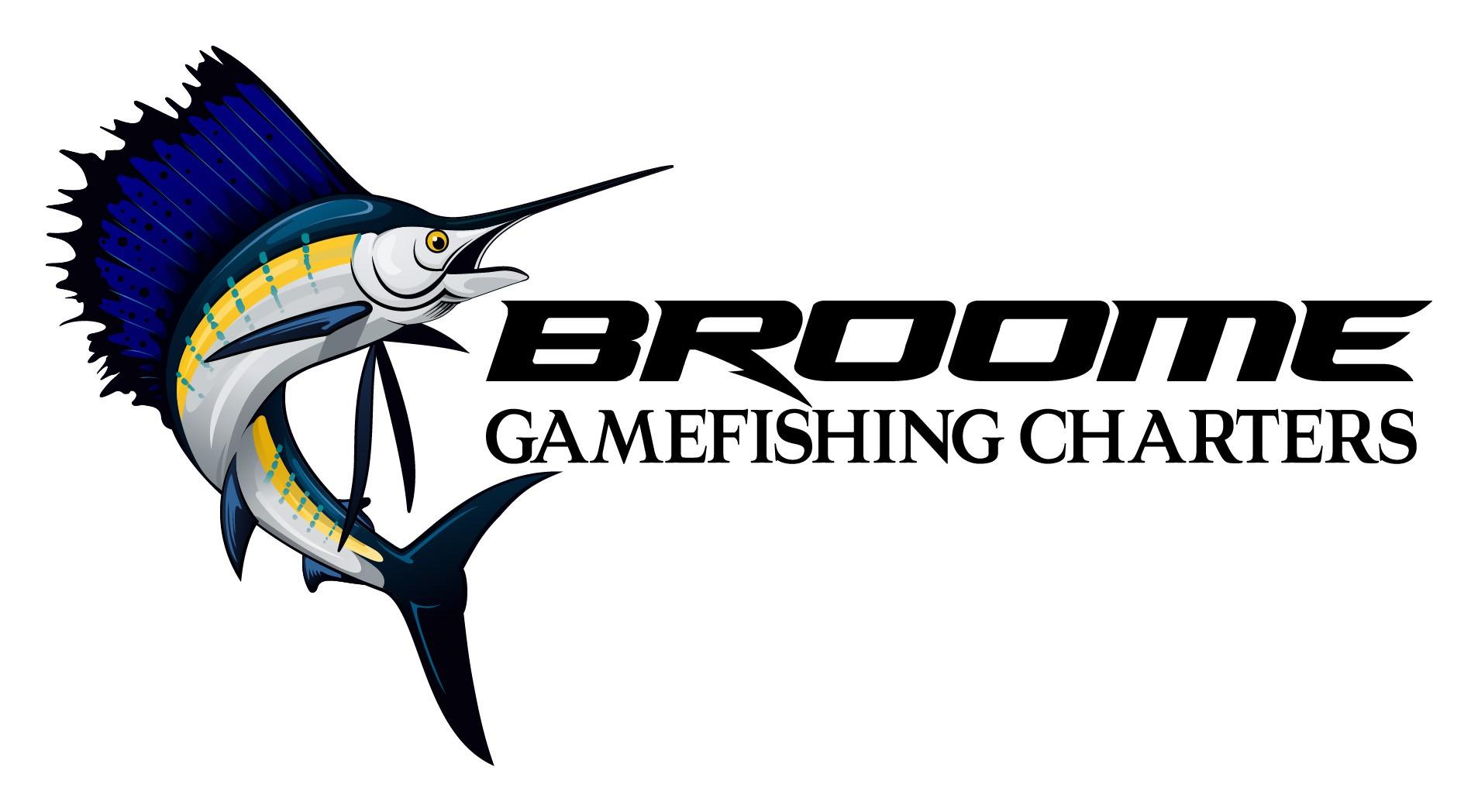 Gamefishing  charter business needs a new cutting edge logo/brand