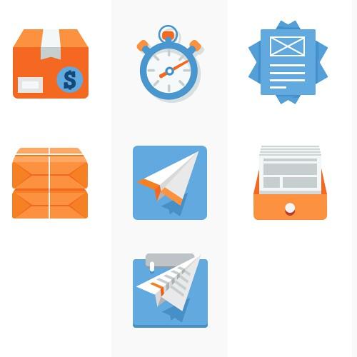 99designs needs icons/illustrations