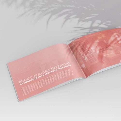 Booklet for stylish women