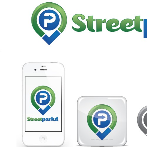 Create a logo for Streetparkd: an app for never getting ticketed or towed again!