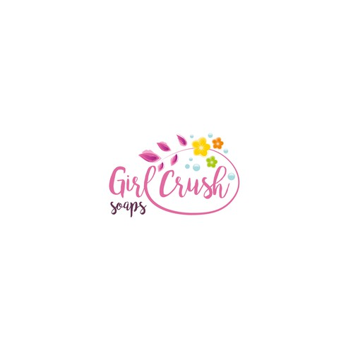Logo concept for soap