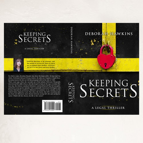 Book cover for Keeping Secrets