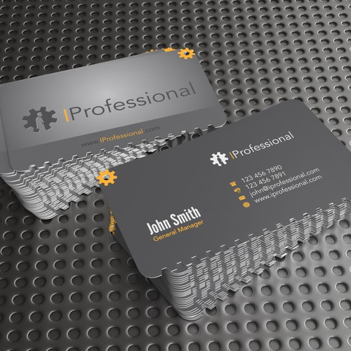 IProfessional needs new BUSINESS CARDS!