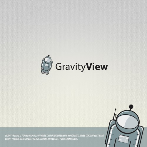 Design a Modern & Bold Logo for GravityView - lots of cool design possibilities!