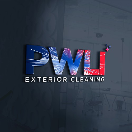 PWLI logo design